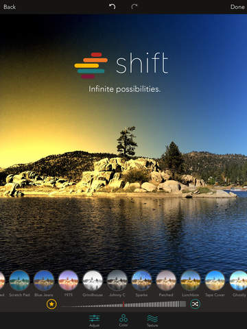 Create Custom Photo Filters: Shift For iOS Has First Free Sale In A Year