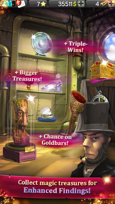 Screenshot 5 Slot Raiders — The Great Treasure Quest