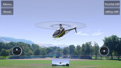 模拟遥控飞机iphone版