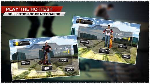 Amazing Skater