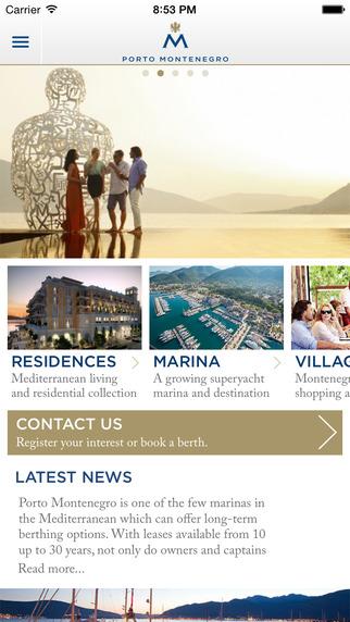 Porto Montenegro – Marina Village