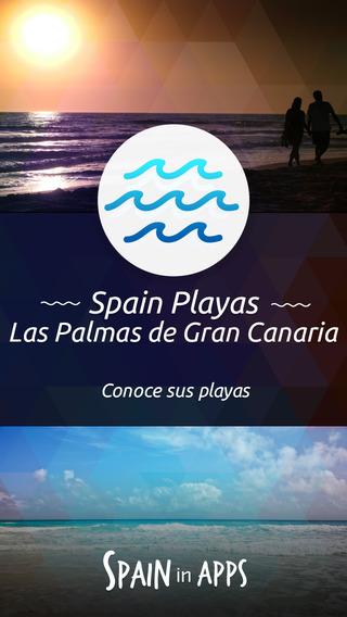 Spain Playas Las Palmas de Gran Canaria