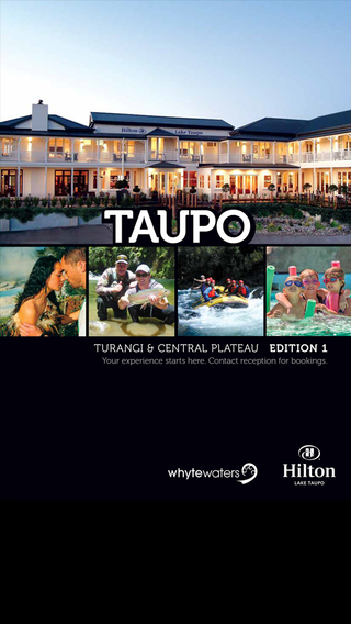 Hilton Lake Taupo Magazine
