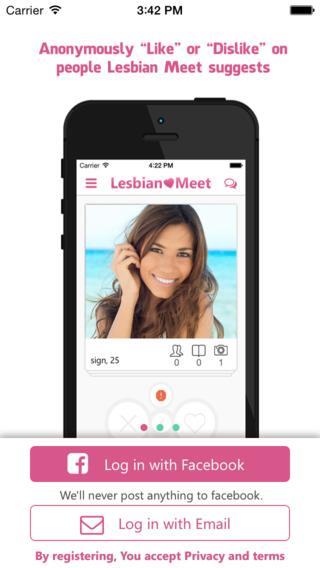 Lesbian Meet