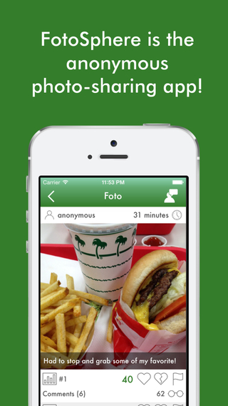 FotoSphere - Anonymous Photo-Sharing