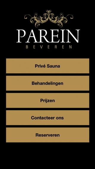 Sauna Parein