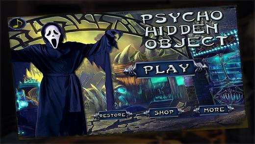 玩免費遊戲APP|下載Psyhco Hidden Object app不用錢|硬是要APP