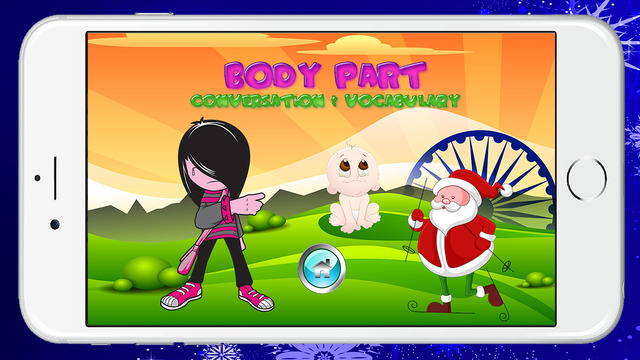 Learn English Body Listening and Speaking Free Conversation Education for Preschool
