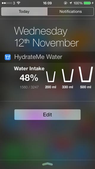 HydrateMe