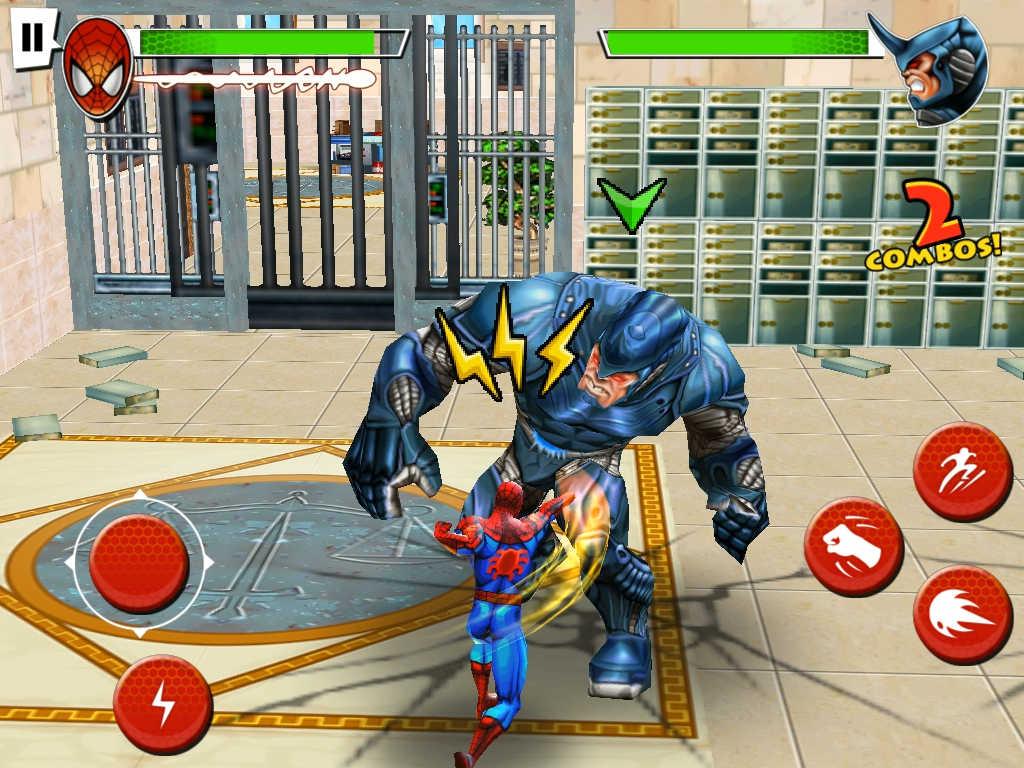 app shopper: spider-man: total mayhem hd (games)
