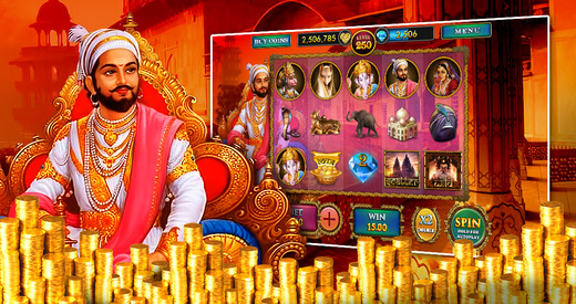 Indian Dreams Free Slots - Vegas Casino Pokies featuring Gold Jackpot Nirvana