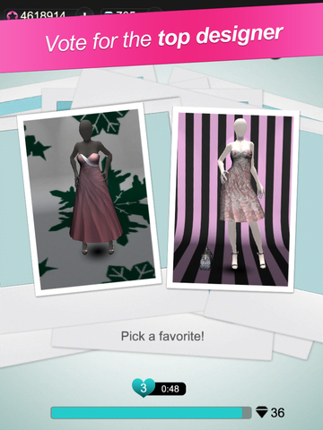 Fashion Inc. by Stardoll screenshot