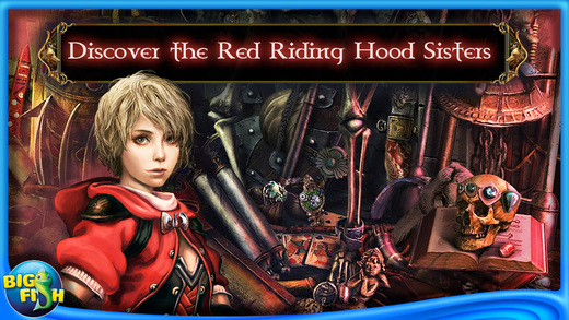 Dark Parables: The Red Riding Hood Sisters - A Hidden Object Fairy Tale Full