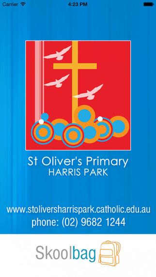 St Oliver's Primary - Skoolbag
