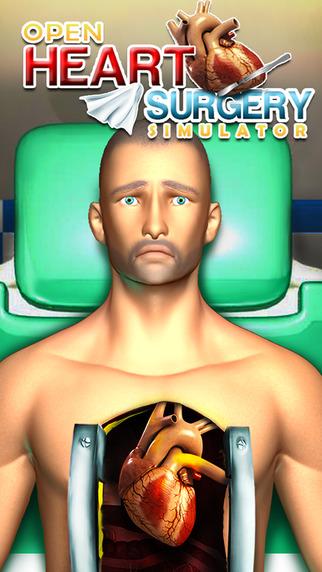 Open Heart Surgery Simulator - Surgeon Games