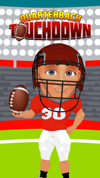 Quarterback Touchdown Target: Win the Big Football Game Pro