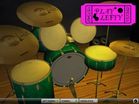 3D Drum Kit Pro iPad Screenshot 4