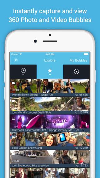 BubblePix 360 Panorama