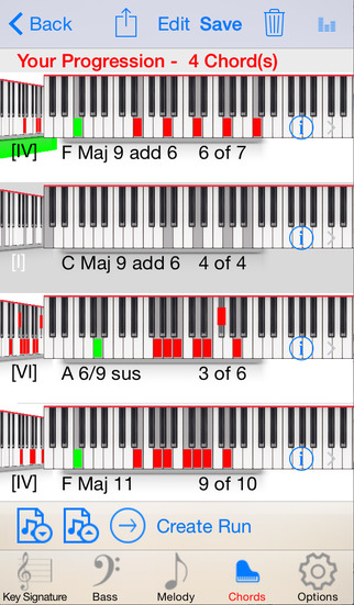 Piano neo soul piano chords : Piano Guitar Harmony MIDI Studio Pro on the App Store