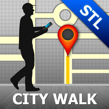 Saint Louis Map and Walks, Full Version LOGO-APP點子