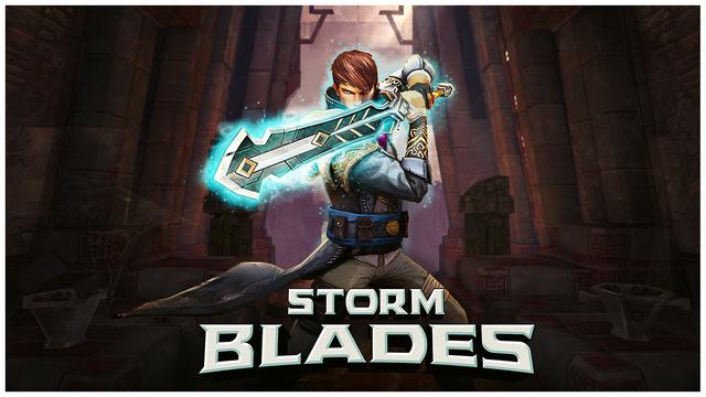 Stormblades for iPhone/iPad Versija : 1.0.2