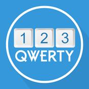 123QWERTY: Customize Keyboard Keys