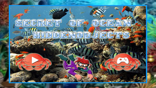 Secret of Ocean - Hidden Objects