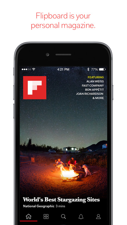 Flipboard: Your Social News Magazine - iPhone Mobile Analytics and App Store Data
