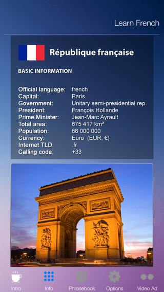 Learn FRENCH Lite - French for beginners
