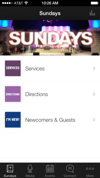 North Orange Christian Church App