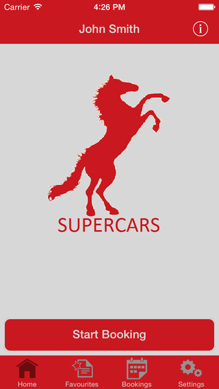 Supercars-minicab-service