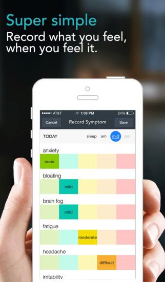 Symple - Symptom Tracker Health Diary
