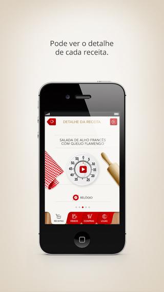 Continente - Chef Online iPhone Screenshot 4