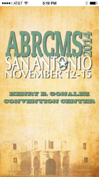 ABRCMS 2014