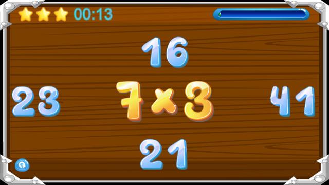 = 12. Multiplication Table