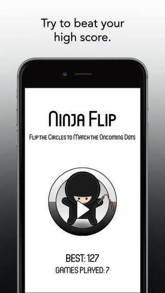 Ninja Flip: Arcade Challenge