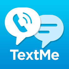Text Me! - Free Texting + Free Phone Calls + Free Video Call - iOS Store App Ranking and App Store Stats