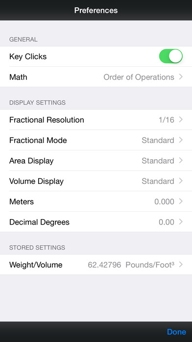 Pipe Trades Pro -- Advanced Feet Inch Fraction and Metric Pipe Trades Math Calculator app image