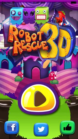 Robot Match : Hours of Never Ending fun for children