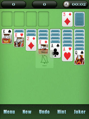 Игра : Solitaire Gold :