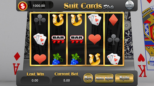AAA Suit Cards Classic Vegas Slots Wild Cherries Bonanza - Win Progressive Jackpot Journey Slot Mach
