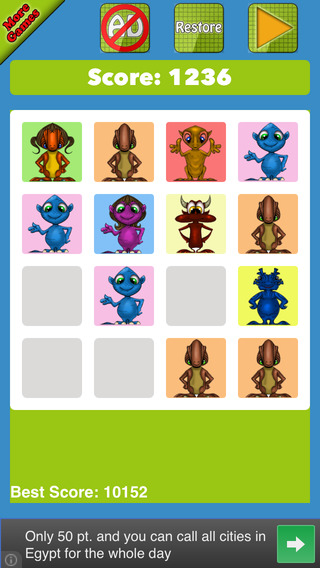 Monster 2048 Puzzle Mania