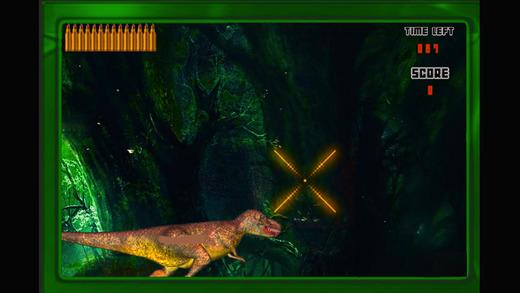 Jurassic Carnivores Dino Hunting