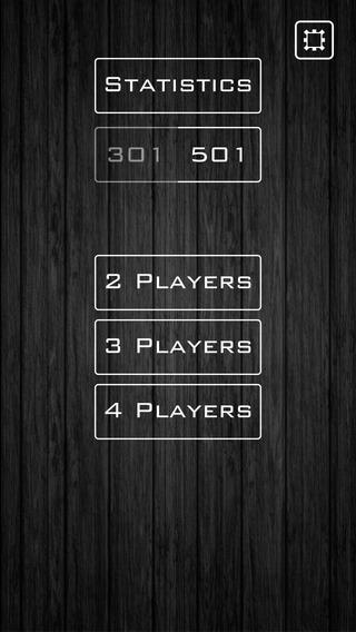 301 501 Scoreboard
