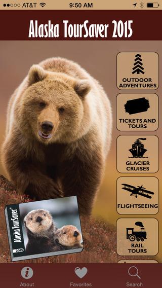 TourSaver Alaska 2015