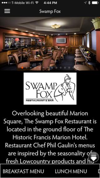 玩旅遊App Francis Marion Hotel免費 APP試玩