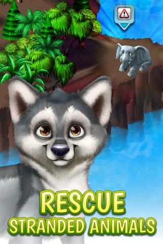 Screenshot 1 Animal Voyage: Island Adventure