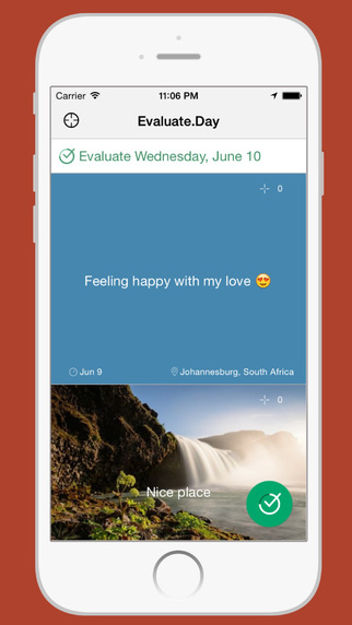 Evaluate.Day - Your personal smart diary
