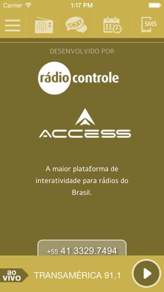 Transamérica 91.1 FM