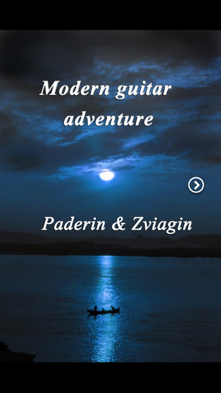 Paderin Zviagin - Modern guitar adventure